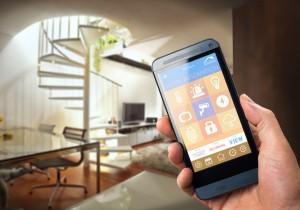 Das Zuhause gesteuert über das Smartphone.