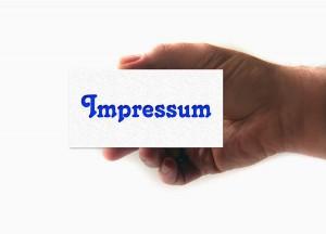 Impressumspflicht korrekt umsetzen